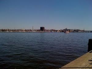 Baltimore Inner Harbor, Tide Point